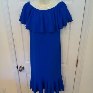 Cici dress LuLaRoe off shoulder